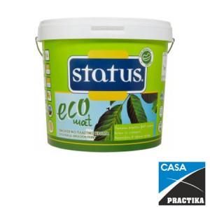 Οικολογικό Πλαστικό Χρώμα Status
