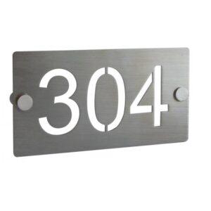 hotell room door sign